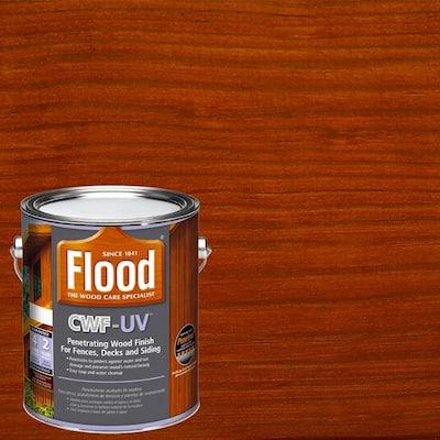 1 gal. Redwood Transparent CWF-UV Penetrating Exterior Wood Stain