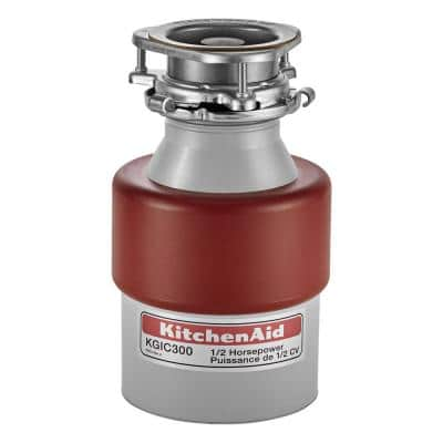 1/2 HP Continuous Feed Garbage Disposal