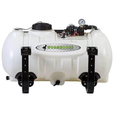 UTV Sprayer 40 Gal. 12-Volt 5 nozzle boom hitch mount for UTV's