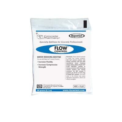 2.12 oz. Concrete Pharmacy Flow Control