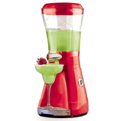64 oz. Single Speed Red Margarita and Slush Blender