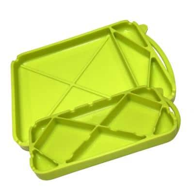 GeckoGrip Flexible Tool Tray (2-Pack)
