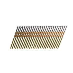 3-1/2 in. x 0.131 Plastic Collated HD Galvanized Smooth Shank Framing Nails (500 per Box)