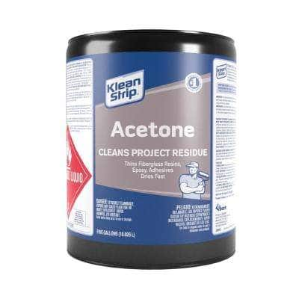 5 Gal. Acetone Solvent