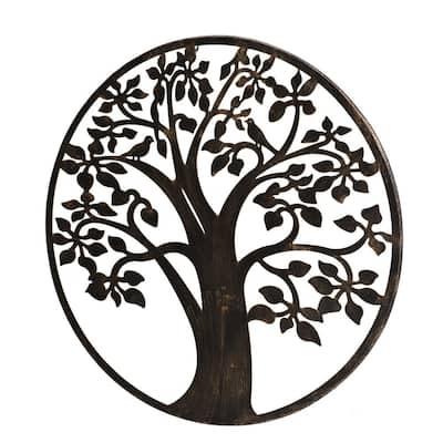 Wynn Decorative Tree Wall Art