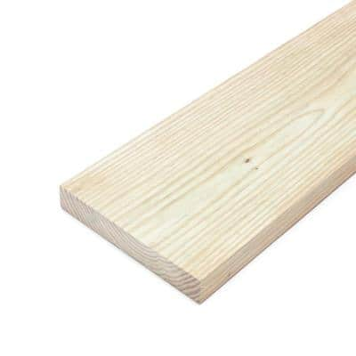 2 in. x 10 in. x 10 ft. #2 Prime Ground Contact Pressure-Treated Lumber