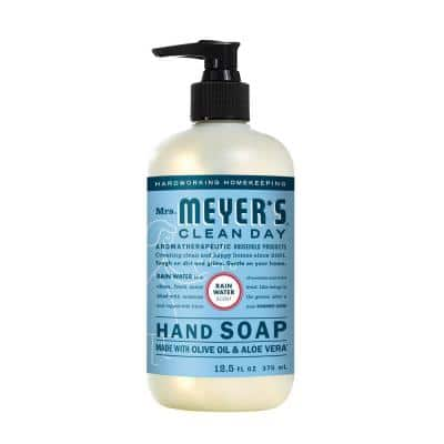 12.5 oz RainWater Scent Liquid Hand Soap