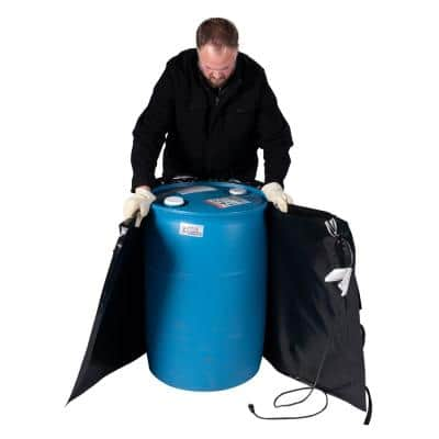 55 Gal. Drum Heater with Thermostat