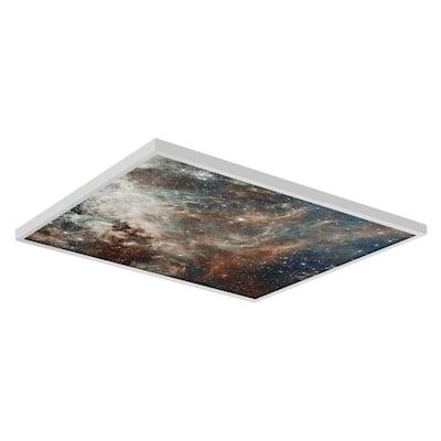 014 2 ft. x 2 ft. Fluorescent Light Filters Astronomy