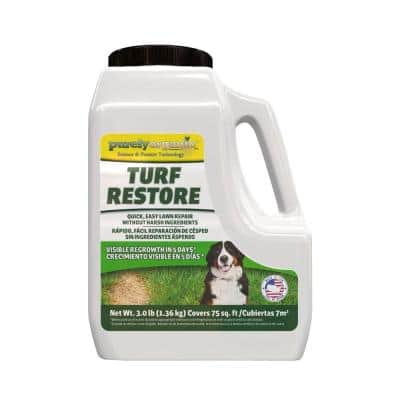 3 lb. Turf Restore - Grass Seed and Lawn Food Mix