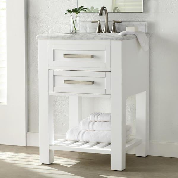 Home Decorators Collection Paige 24 In, Home Depot Bathroom Vanities 24 Inch