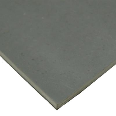 SBR 3/16 in. x 36 in. x 12 in. Gray 65A Sheet