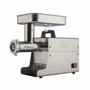 Big Bite Grinder #12 0.75 HP Stainless Steel Electric Meat Grinder