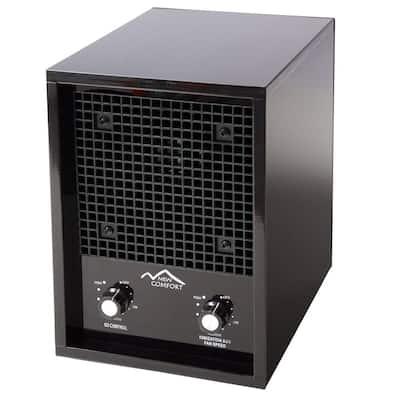 Black 03/1000B Ozone Generator and Ion Purifier