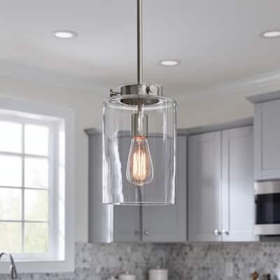 Modern Pendant Lights Lighting The Home Depot