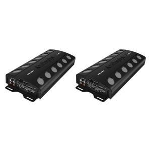 APCLE-2004 2000-Watt 4-Channel AB Car Audio MOSFET Amplifier (2-Pack)