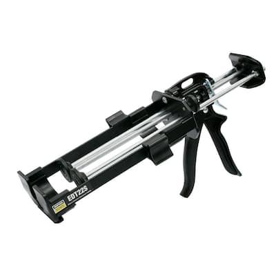 EDT22S Steel Dispensing Tool for 22 oz. Adhesive Cartridges
