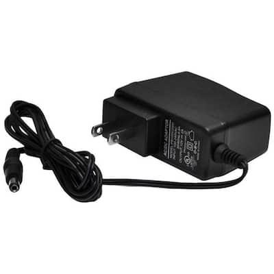 100-240 VAC to 12 VDC 2-Amp (2000mA) Power Supply