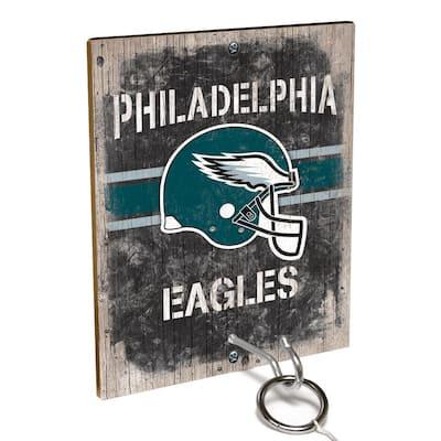 NFL - Philadelphia Eagles Hook and Ring Toss Game