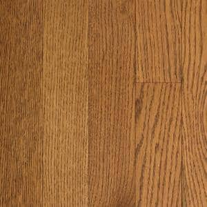 Oak Honey Wheat 3/4 in. Thick x 3 in. Wide x Random Length Solid Hardwood Flooring (18 sq. ft. / case)