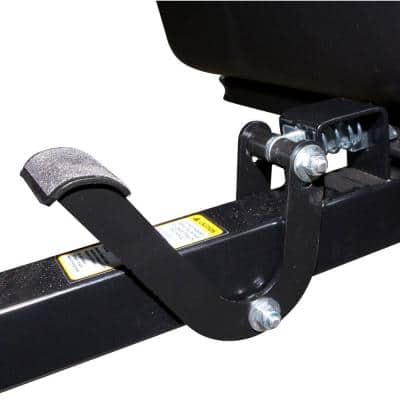 Foot Pedal Release System