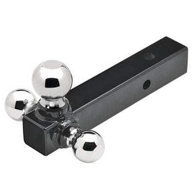 Tri-Ball Trailer Hitch fits 1-7/8 in., 2 in. and 2-5/16 in. Balls