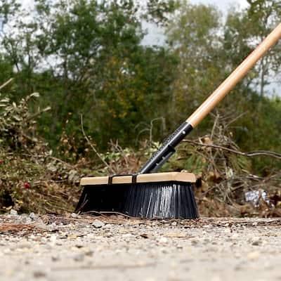 24 in. Rough Push Broom