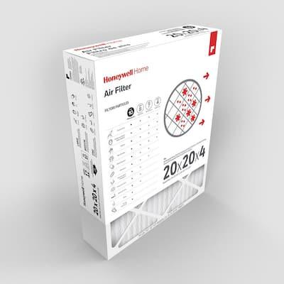 20 x 20 x 4 Pleated MERV 12 - FPR 10 Air Filter