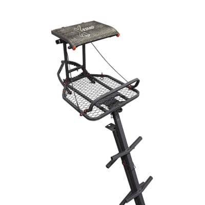 Apollo 120 in. H Portable Deer Hunting Single Man Ladder Tree Stand