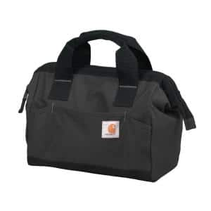 Trade Medium 13 in. Black Tool Bag