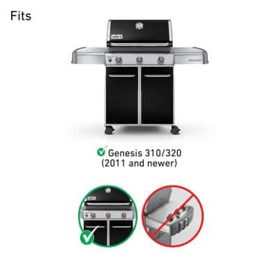 Replacement Igniter Kit for Genesis 310/320 Gas Grill with Front Mounted Control Panel