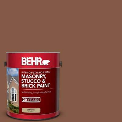 1 gal. #PFC-20 Coronado Satin Interior/Exterior Masonry, Stucco and Brick Paint