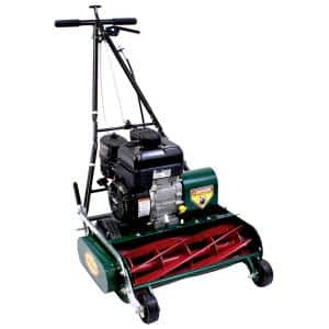 Classic Standard 20 in. 7-Blade Briggs & Stratton Gas Walk Behind Self-Propelled Reel Lawn Mower
