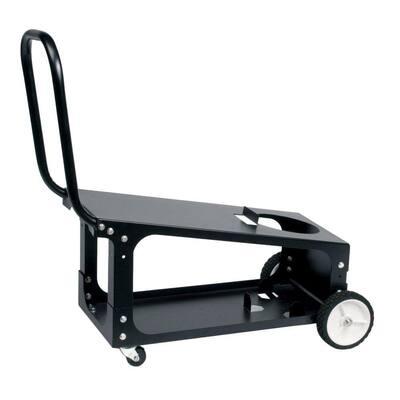 80 lbs. Metal Capacity Welder Cart