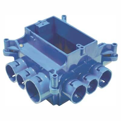 1-Gang Ring ENT Mud Box (24-Pack)