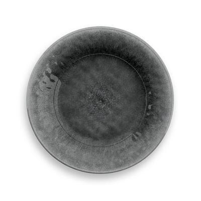 Potters Gray Reactive Glaze Melamine Salad Plate (Set of 6)