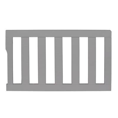 Universal Steel Grey Toddler Rail (1-Pack)