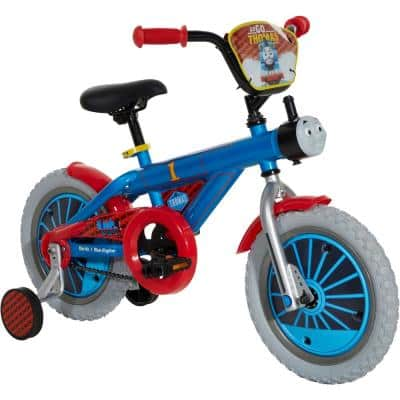Dynacraft 14 in. Kids Bike Thomas the Train with Realistic Sounds