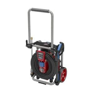 2000 PSI 3.5 GPM Electric Pressure Washer with POWERflow Plus Technology