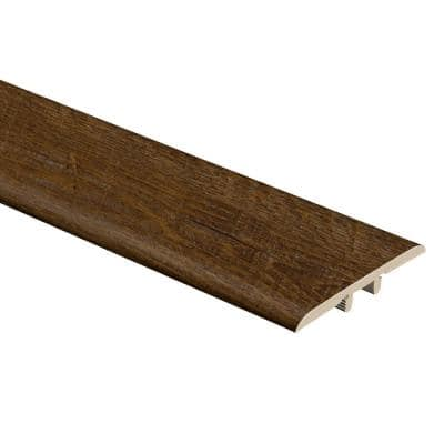 Sawcut Dakota/Sawcut Pacific 5/16 in. Thick x 1-3/4 in. Wide x 72 in. Length Vinyl T-Molding