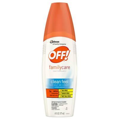 6 oz. Family Care Spritz Mosquito Repellant
