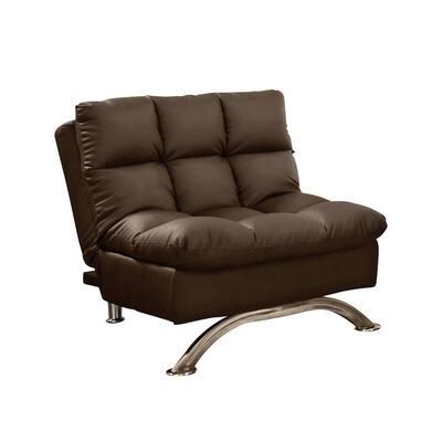 Aristo Dark Brown Chair