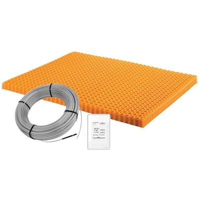 Ditra-Heat 58.8 sq. ft. Electric Floor Warming Kit