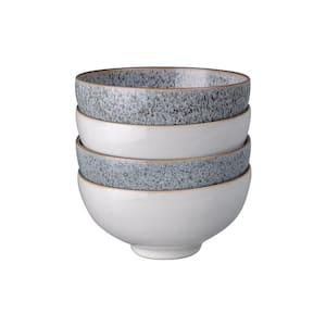 Studio Grey Stoneware 16.23 fl. oz. Mix Rice Bowl (Set of 4)