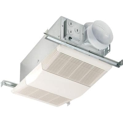 Heat-A-Vent 70 CFM Ceiling Bathroom Exhaust Fan with 1300-Watt Heater