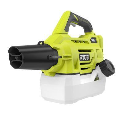 ONE+ 18-Volt Lithium-Ion Cordless Fogger/Mister - Battery and Charger Not Included