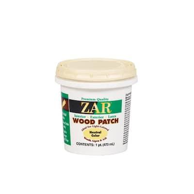 309 1 pt. Neutral Wood Patch