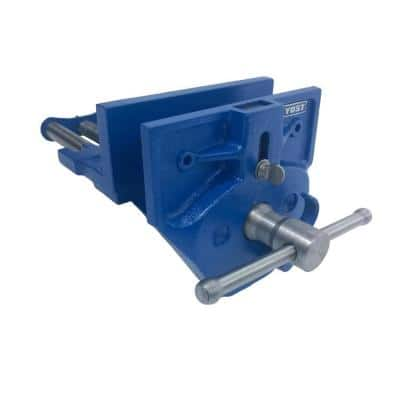 7 in. Rapid Action Woodworking Vise
