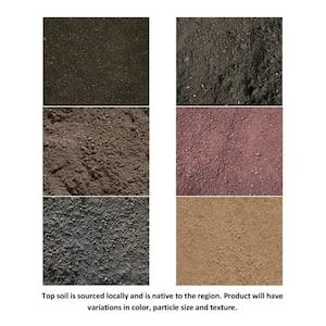 6 cu. yd. Bulk Topsoil