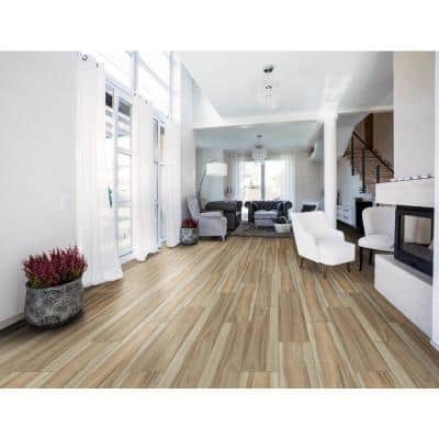 Ansley Cafe 9 in. x 38 in. Matte Ceramic Floor and Wall Tile (14.75 sq. ft. / case)